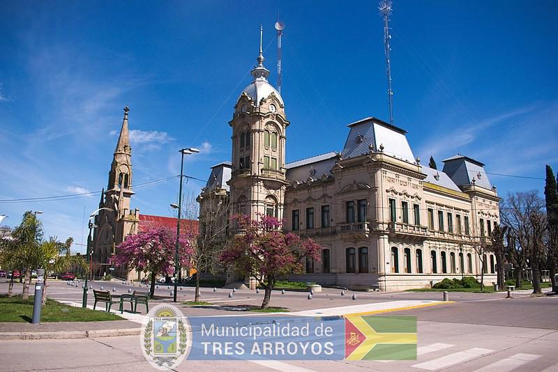 imagen 1 de la noticia Tres Arroyos en fase 3publicada el 2021-06-15