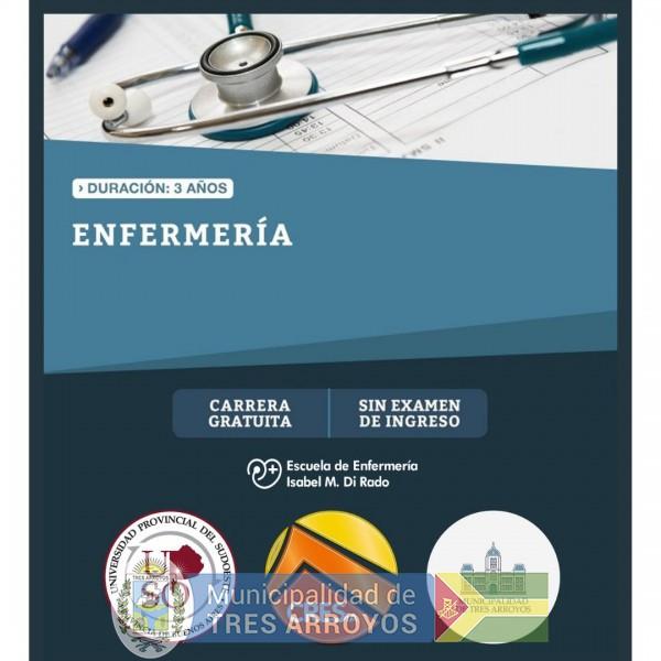 imagen 1 de la noticia ENFERMERÍA – CRESTA 2022publicada el 2021-09-15