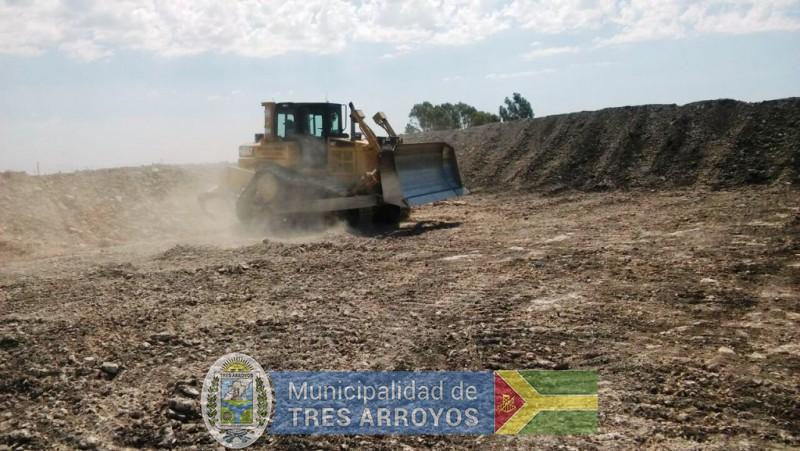 imagen 1 de la noticia EL MUNICIPIO TRABAJA SOBRE LA CONSTRUCCIÓN DEL CEMENTERIO PARQUEpublicada el 2017-01-13