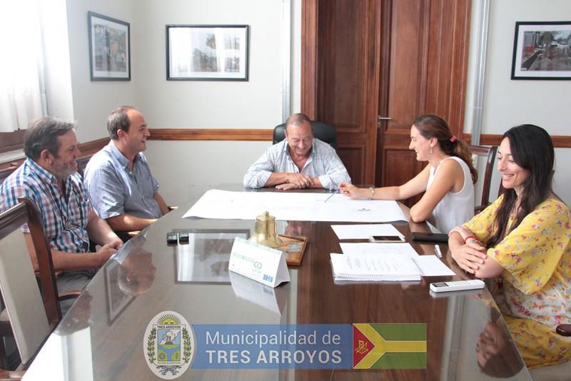 imagen 1 de la noticia Reunión de la Comisión Ejecutiva de la Fiesta del Trigopublicada el 2018-02-07