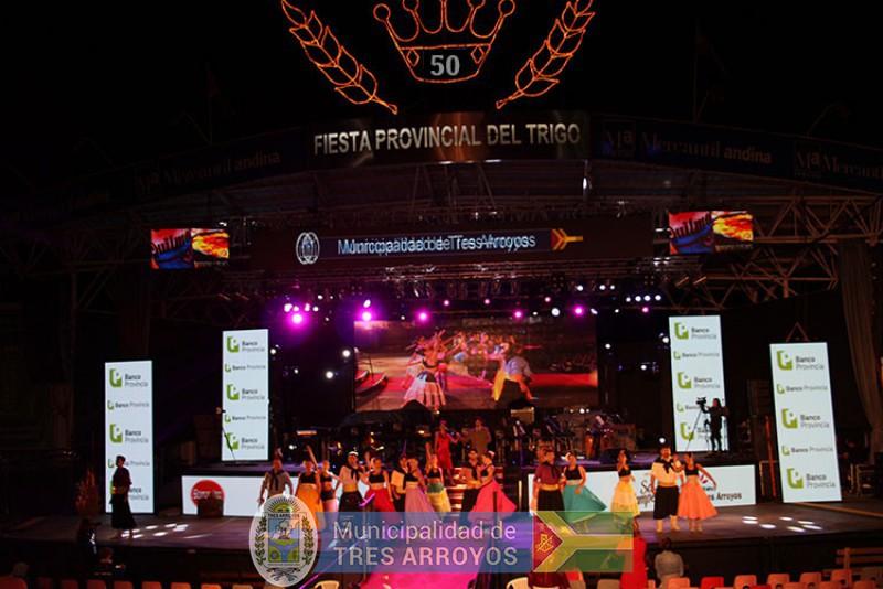 imagen 1 de la noticia Se dieron a conocer las bases y condiciones para la explotación de kioskos de la 50° Fiesta Provincial del Trigopublicada el 2018-07-10