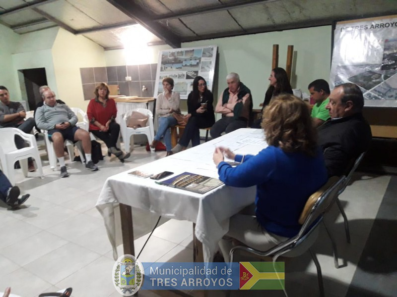 imagen 2 de la noticia Nueva reunión por la 50 Fiesta Provincial del Trigopublicada el 2018-08-29