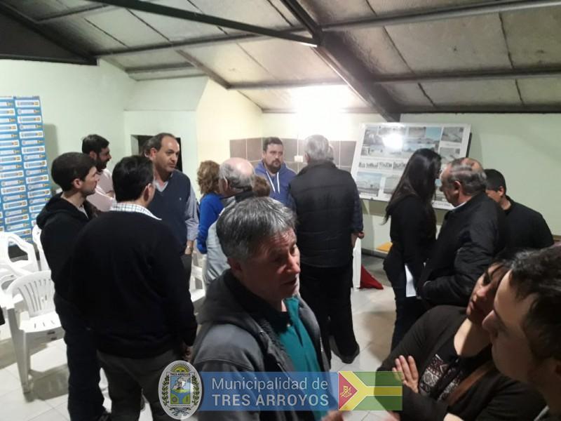 imagen 3 de la noticia Nueva reunión por la 50 Fiesta Provincial del Trigopublicada el 2018-08-29