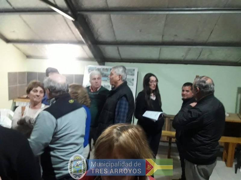 imagen 5 de la noticia Nueva reunión por la 50 Fiesta Provincial del Trigopublicada el 2018-08-29