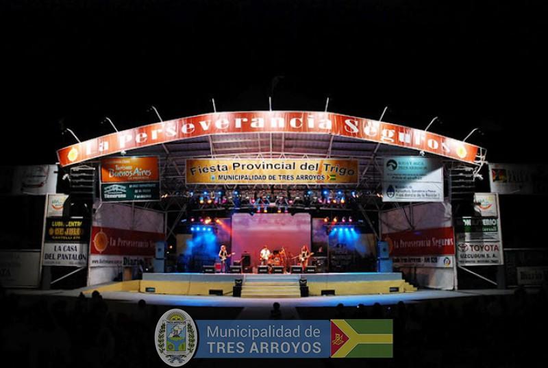 imagen 1 de la noticia Concurso abierto para diseñar el logo e isologo   de la 50º Fiesta Provincial del Trigopublicada el 2018-09-19
