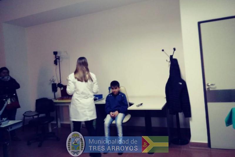 imagen 2 de la noticia 50 niños atendidos en la campaña de ambliopia del Centro Municipal de Saludpublicada el 2018-10-11