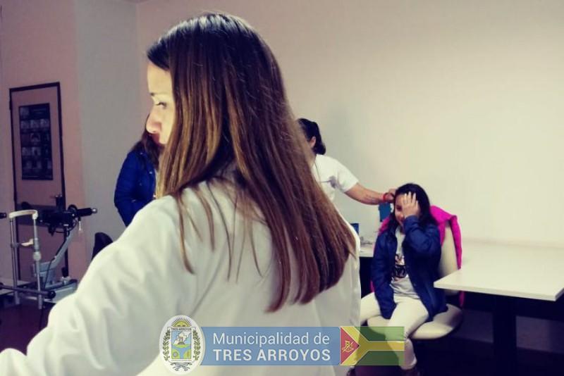 imagen 3 de la noticia 50 niños atendidos en la campaña de ambliopia del Centro Municipal de Saludpublicada el 2018-10-11