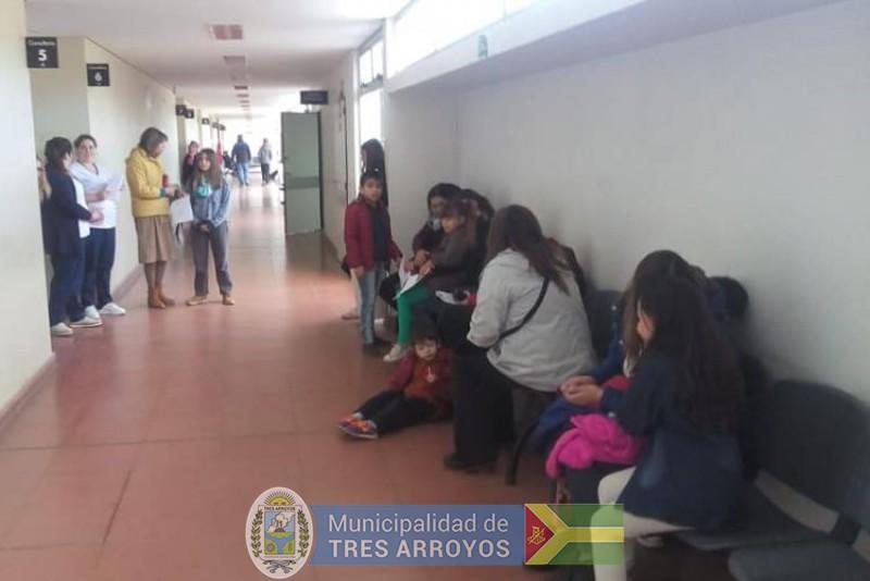 imagen 5 de la noticia 50 niños atendidos en la campaña de ambliopia del Centro Municipal de Saludpublicada el 2018-10-11