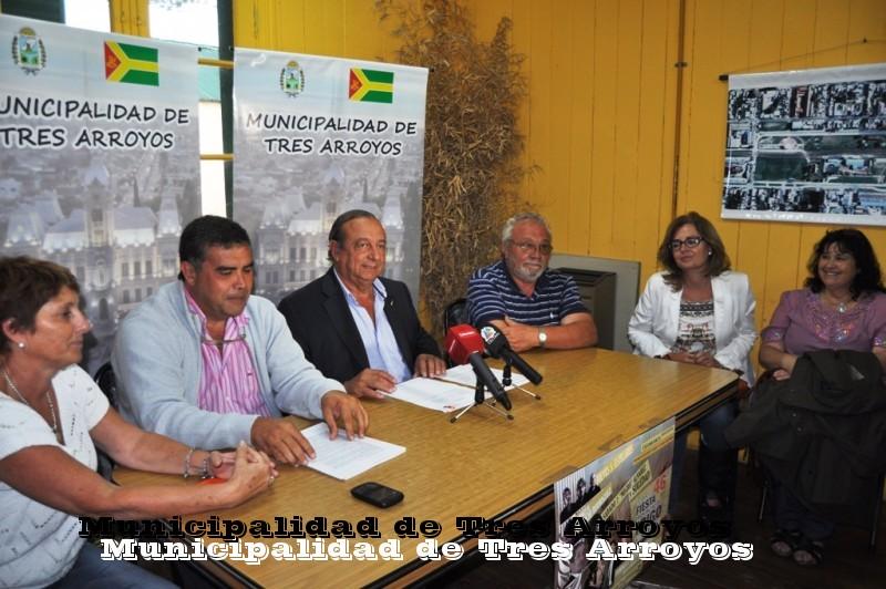 imagen 1 de la noticia Se conocieron los premiados de la 46 Fiesta Provincial del Trigopublicada el 2015-02-19