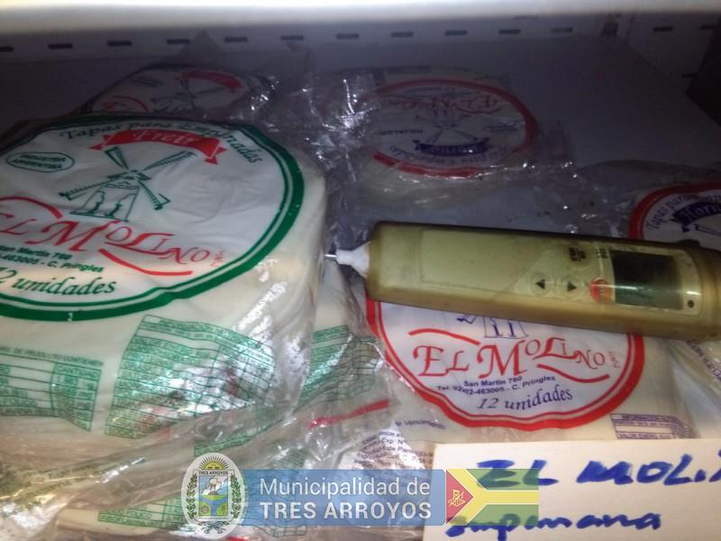 imagen 4 de la noticia Secuestro de mercadería no apta para consumo publicada el 2019-01-09
