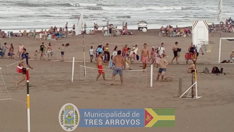 imagen 1 de la noticia Diversas propuestas deportivas-recreativas en las localidadespublicada el 2019-01-09