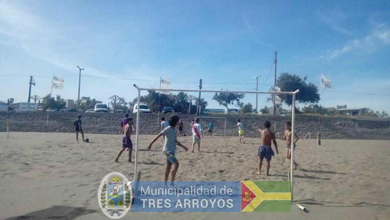 imagen 2 de la noticia Diversas propuestas deportivas-recreativas en las localidadespublicada el 2019-01-09