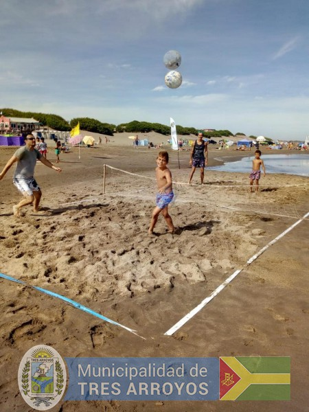 imagen 3 de la noticia Diversas propuestas deportivas-recreativas en las localidadespublicada el 2019-01-09