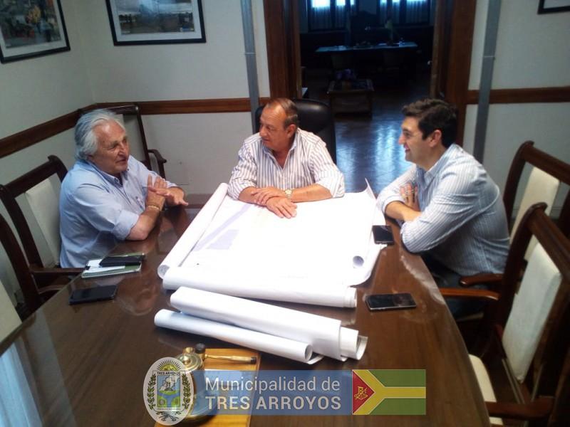 imagen 1 de la noticia Sánchez se reunió con el Jefe de Gabinete del Ministerio de Agroindustriapublicada el 2019-01-10