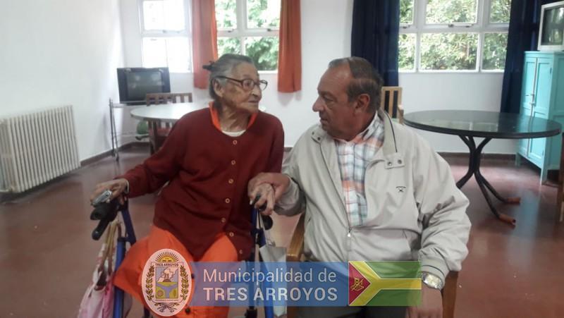 imagen 3 de la noticia El intendente organizó una reunión en el Geriátrico Municipalpublicada el 2019-01-10