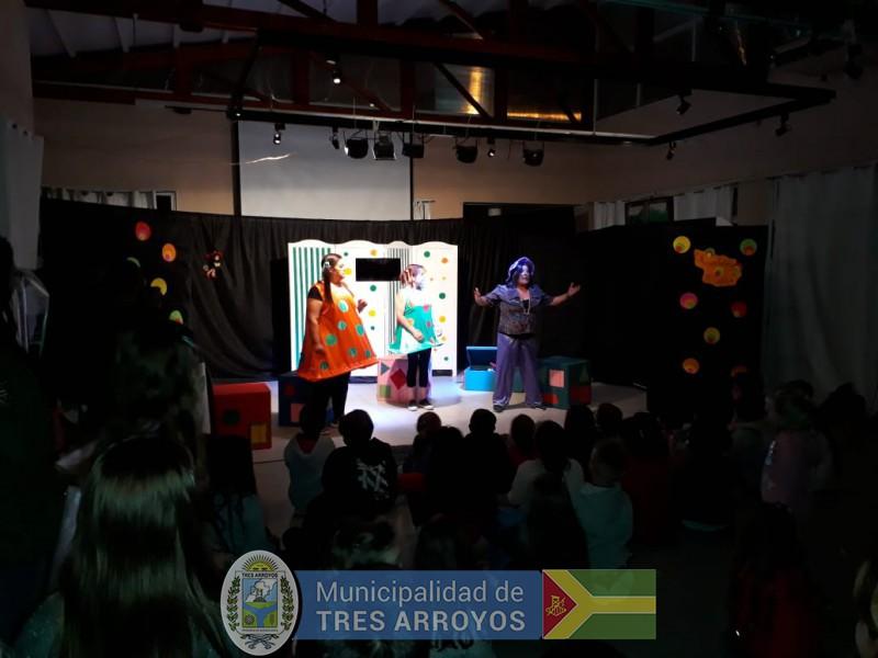 imagen 3 de la noticia Actividades de Cultura y Educación en el Distritopublicada el 2019-01-11