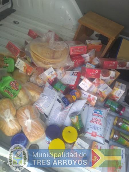 imagen 2 de la noticia Secuestro de mercadería no apta para consumo humanopublicada el 2019-01-25