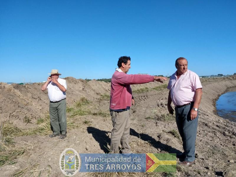 imagen 2 de la noticia Recorrida del Intendente Carlos Sánchezpublicada el 2019-02-08