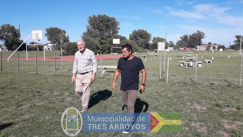 imagen 1 de la noticia Deportes: Guillermo Orsili reunido en Orensepublicada el 2019-03-12