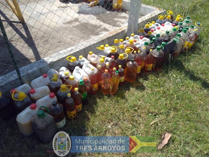 imagen 2 de la noticia Balance del eco canje en la Fiesta del Trigopublicada el 2019-03-12