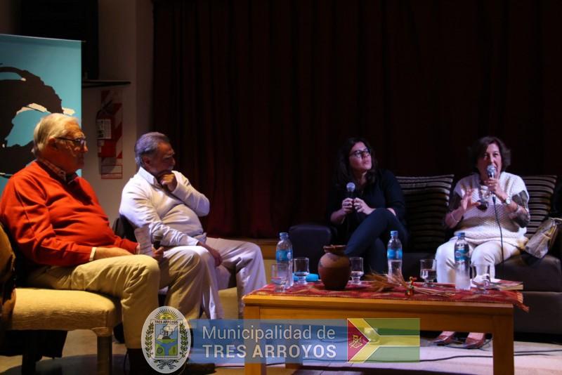 imagen 5 de la noticia 135 º Aniversario de Tres Arroyos: Importante concurrencia en el Centro cultural la estaciónpublicada el 2019-04-13