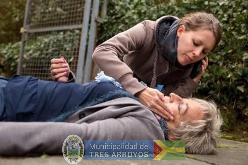 imagen 1 de la noticia Capacitacion en Primeros Auxilios y RCP para adultos mayorespublicada el 2019-06-25