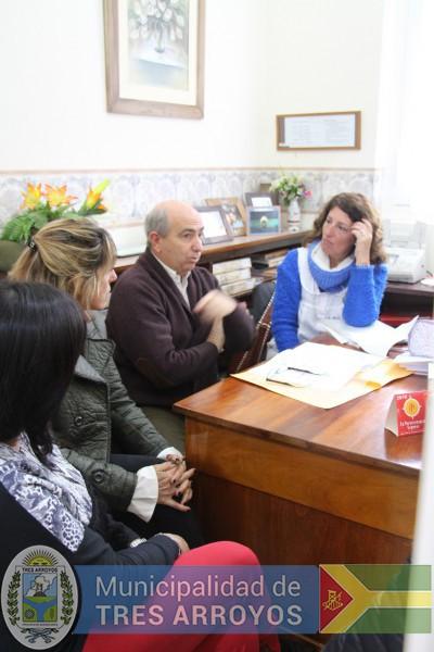 imagen 1 de la noticia Orense: el municipio concretara la esperada obra del SUM de la EP 17publicada el 2019-07-12