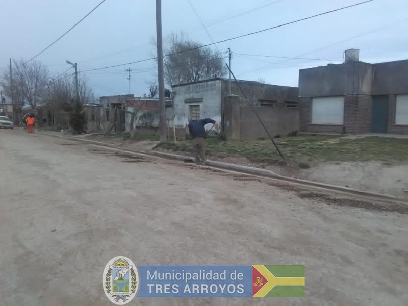 imagen 5 de la noticia Personal del programa Barrios Limpios, se encuentra trabajando en el barrio Fonavi Nortepublicada el 2019-08-22