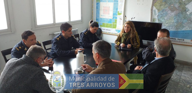 imagen 2 de la noticia Importante reunión en la Secretaría de Seguridad por los festejos de la Primaverapublicada el 2019-09-10