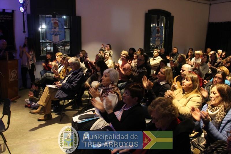 imagen 2 de la noticia Funcionarios Municipales participaron de los Premios Sarmientopublicada el 2019-09-12
