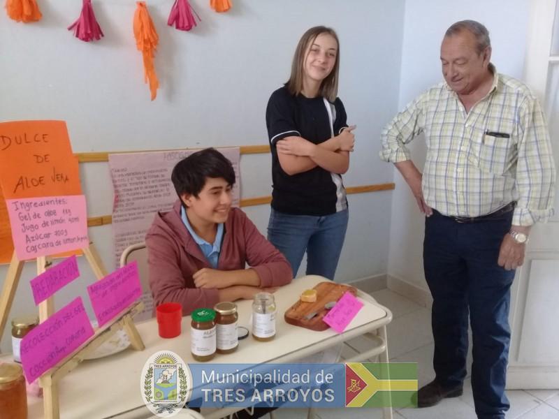 imagen 3 de la noticia El intendente Sánchez estuvo en Claromecó y en Cascallarespublicada el 2019-12-01
