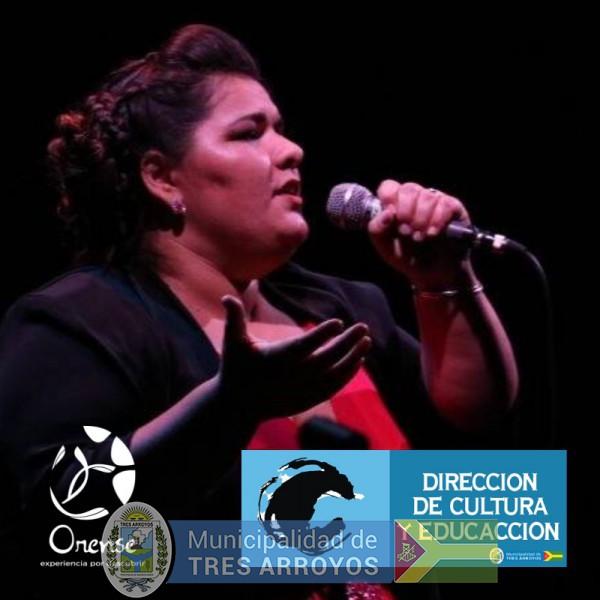 imagen 1 de la noticia Gace - Noelia Cuevas canta en Orensepublicada el 2020-01-14