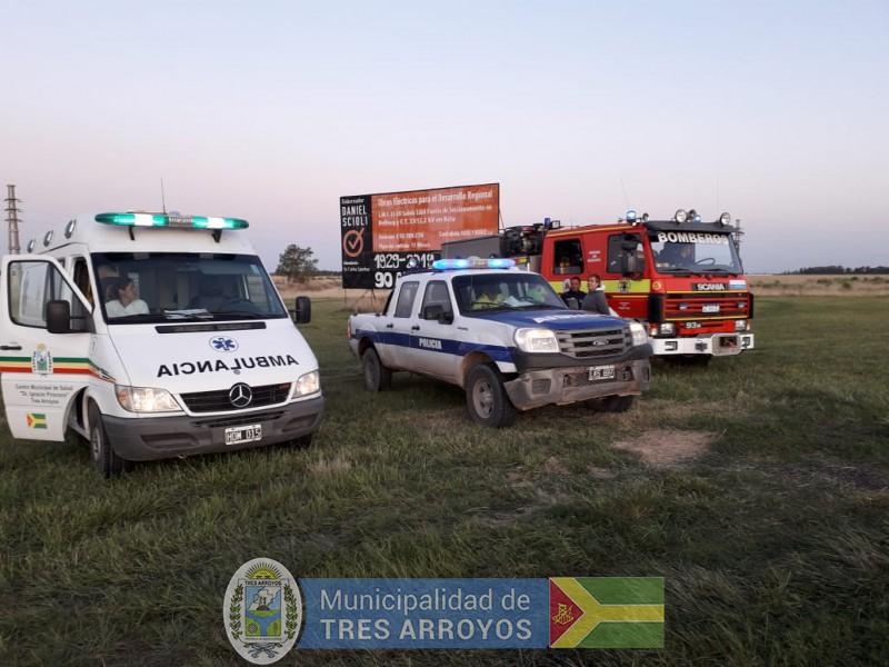 imagen 1 de la noticia Operativo de Prevención de Accidentes en las rutas 72 y 73publicada el 2020-01-16