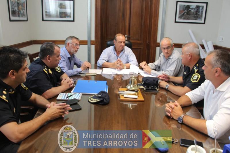 imagen 1 de la noticia Sanchez reunión Segpublicada el 2020-01-17