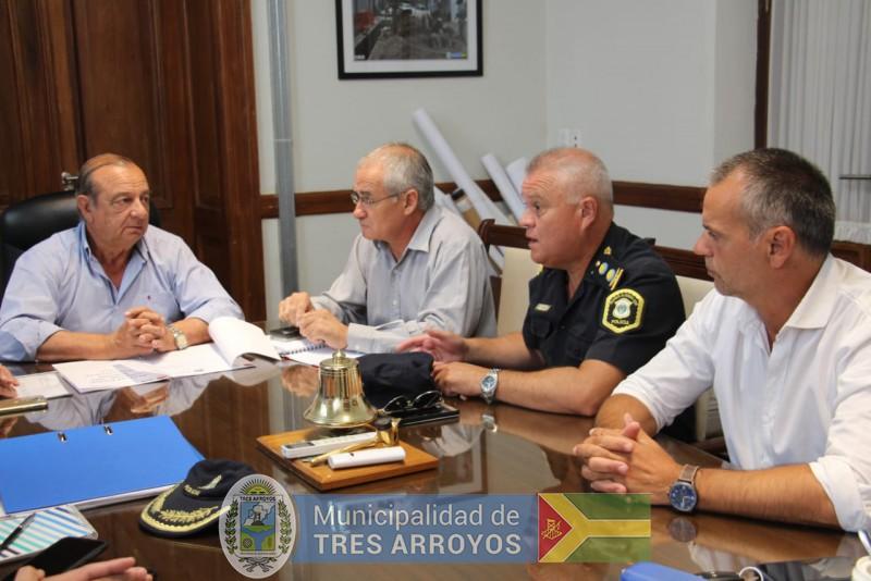 imagen 3 de la noticia Sanchez reunión Segpublicada el 2020-01-17