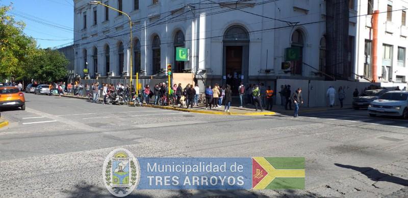 imagen 1 de la noticia ACTIVIDAD MUNICIPAL EN BANCOSpublicada el 2020-04-03