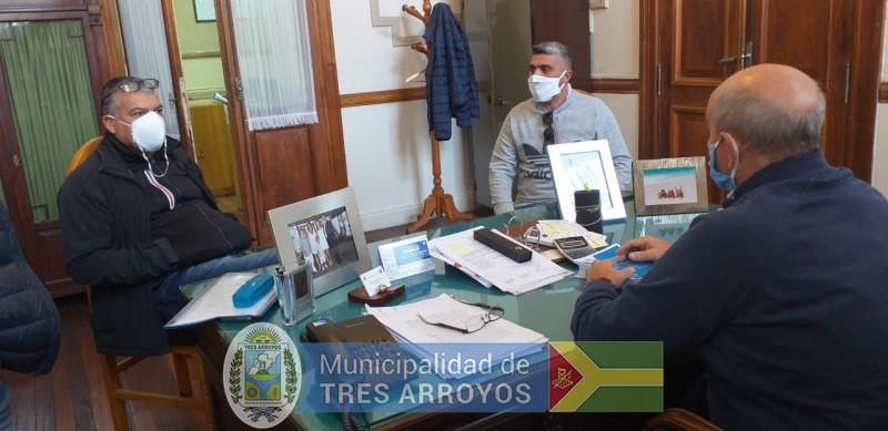 imagen 3 de la noticia HUGO FERNANDEZ CON LA UOCRApublicada el 2020-05-19