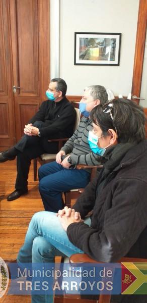 imagen 2 de la noticia SANCHEZ CON REGIÓN SANITARIA Ipublicada el 2020-06-26