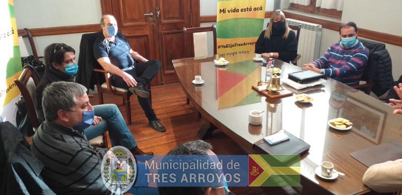 imagen 3 de la noticia SANCHEZ CON REGIÓN SANITARIA Ipublicada el 2020-06-26