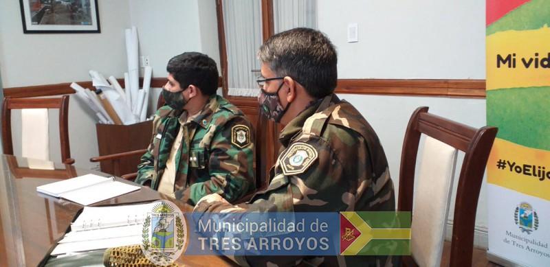 imagen 1 de la noticia SANCHEZ CON EL CPRpublicada el 2020-06-29