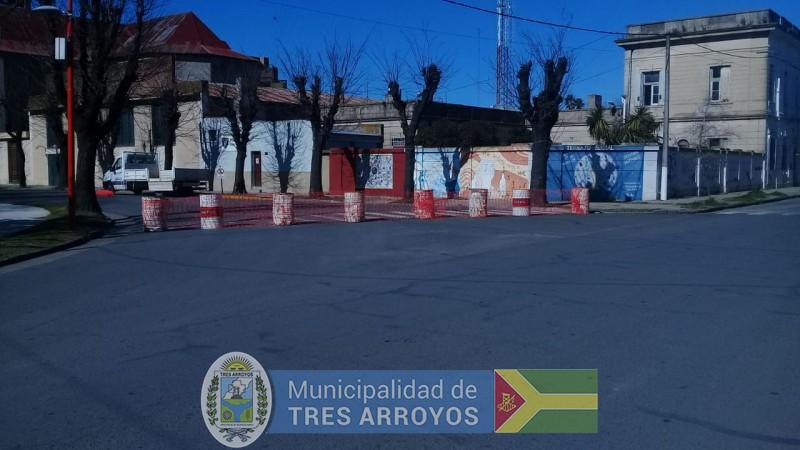 imagen 2 de la noticia IMPORTANTE: TRANSITO VEDADO EN RIVADAVIA 1publicada el 2020-09-12