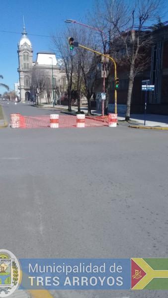 imagen 3 de la noticia IMPORTANTE: TRANSITO VEDADO EN RIVADAVIA 1publicada el 2020-09-12