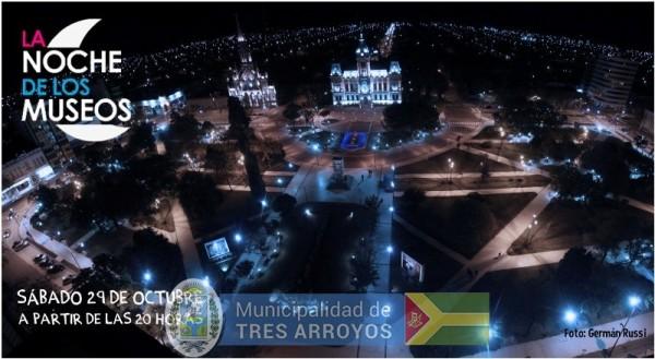 """imagen 1 de la noticia Actividades en la """"Noche de los Museos""""publicada el 2016-10-21"""