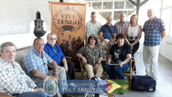 imagen 1 de la noticia Se presentó la segunda edición del Festival Tres Arroyos Vive Tangopublicada el 2016-11-30
