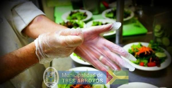imagen 1 de la noticia Curso Manipuladores de Alimentos pre Fiesta Provincial del Trigopublicada el 2017-02-09