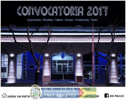 imagen 1 de la noticia CONVOCATORIA PARA EXPOSITORES EN EL MUSEO MULAZZIpublicada el 2017-03-17