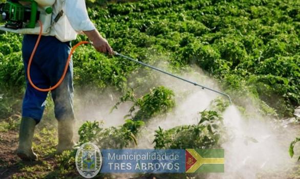 imagen 1 de la noticia Curso de capacitación gratuito para aplicadores de agroquímicospublicada el 2017-05-26
