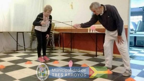 imagen 1 de la noticia DIRECCIÓN DE DEPORTES INVITA AL PROGRAMA  DE ADULTOS MAYORES