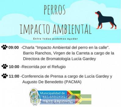 imagen 1 de la noticia Perros - Bromatologíapublicada el 2018-06-28