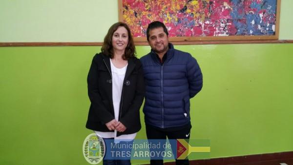 imagen 1 de la noticia Jornada Recreativa - Deportiva publicada el 2018-08-13